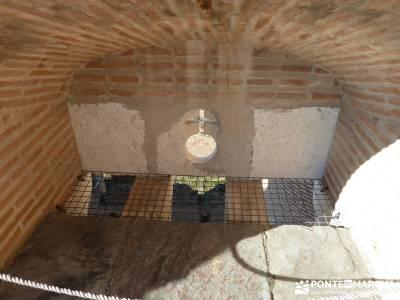 Castillos de Cuellar y Coca - Arte Mudéjar;viaje puente de mayo rio abion rutas por madrid